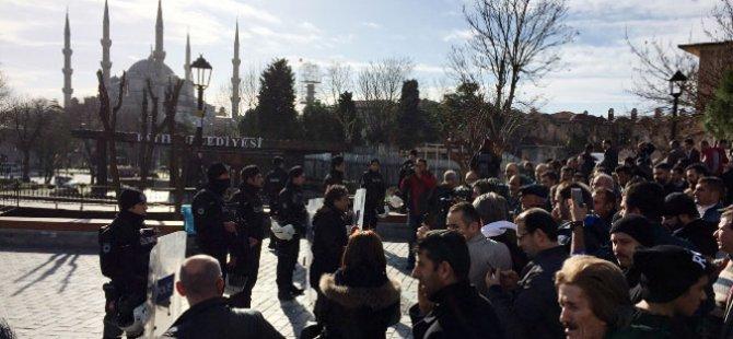 İstanbul'da Patlama: 10 ölü 15 yaralı