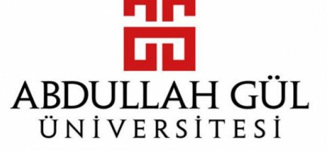 Gül Üniversitesi hendekçi akademisyeni kovuyor
