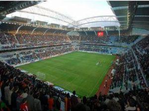 Kayseri'de U-20 Dünya Kupası'na Doğru