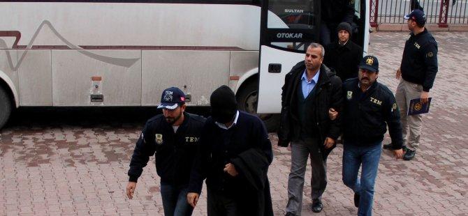 KAYSERİ'DE PARALEL YAPI OPERASYONU: 6 KİŞİ GÖZALTINA ALINDI