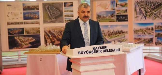 Başkan Çelik vatandaşları Sahabiye projesi için davet etti