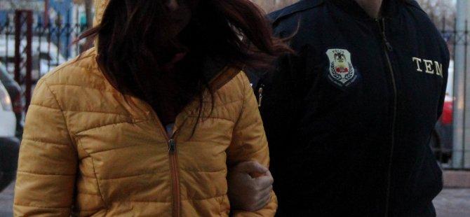 Kayseri'de PKK Operasyonu 6 Kişi Gözaltına alındı