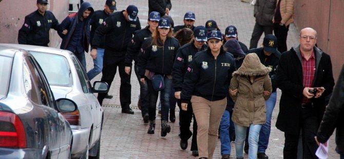 KAYSERİ'DEKİ TERÖR OPERASYONU