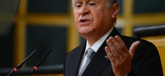 Devlet  Bahçeli anjiyo oldu Kayseri'deki toplantı ertelendi