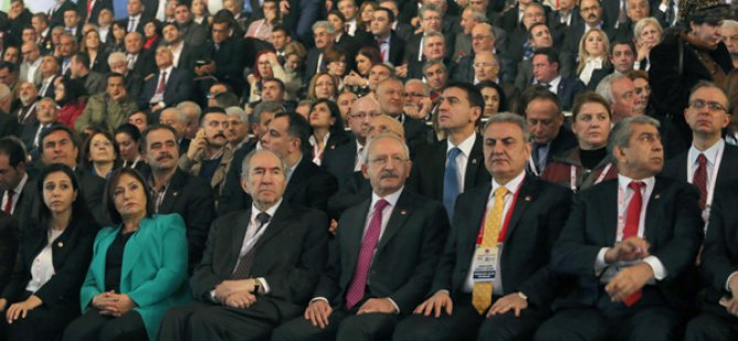 CHP kongresine Kayseri Milletvekili Aşık'ın sözleri damgasını vurdu