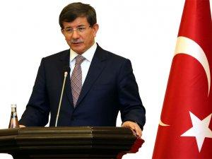 Davutoğlu Kılıçdaroğlu'nu eleştirerek Kötü söz sahibinindir