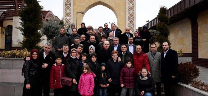 Sağ olsun, Anadolu Yayıncılar Derneği Başkanı Sinan Burhan kardeşimiz
