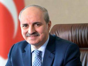 Başbakan yardımcısı Kurtulmuş,K.hamam'da açıklamalar yaptı