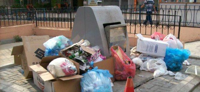 Tornacıyla Gayri Meşru İlişki Doğan Bebek çöpe attıldı