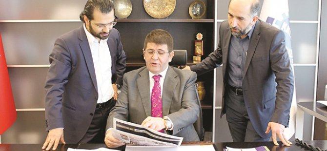 Mustafa Boydak 2023 hedeflerinin arkasındayız