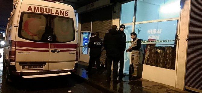 Kayseri'de bir kişi işyerinin bodrum katına kendini astı