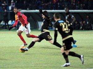 Galatasaray Ankara'da buz kesti
