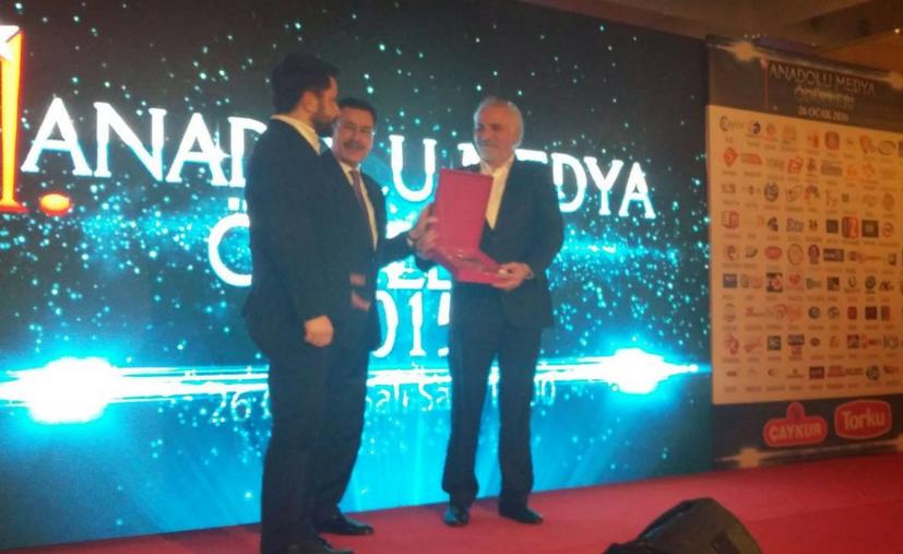 Anadolu Medyasından TRT'ye 5 Ödül Birden