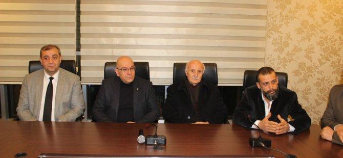 Melikgazi İlçe Başkanı Sami Kadıoğlu: