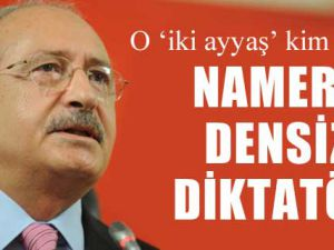 Kılıçdaroğlu'ndan Erdoğan'a  tepkİ