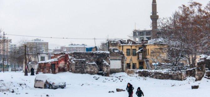 Hörmetçi Sazlığı Bünyan ve Atpazarı Kış Fotoğrafları
