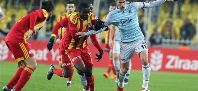Fenerbahçe Uzatmalarda güldü