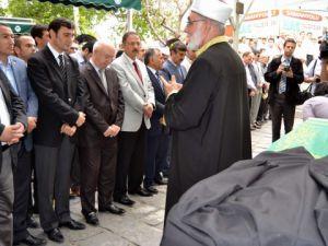 Kayseri AK Parti İl Başkanı Ömer Dengiz'in Acı Günü