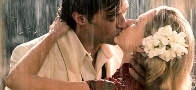 Sevgilisi öpüşürken dilini ısırıp koparttı