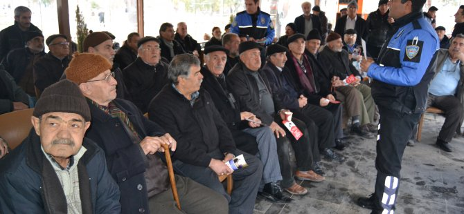 KAYSERİ POLİSTEN VATANDAŞLARA UYARI