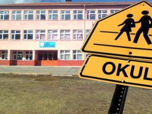 Kayseri'de Velilerden Okul Protestosu