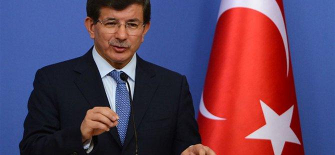 Başbakan Ahmet Davutoğlu: