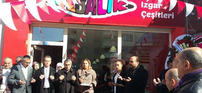 Kalabalık Restaurant Talas'ta açıldı