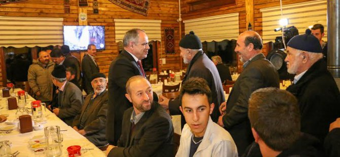 YAHYALI'DA MAHALLE TOPLANTILARI BAŞLADI