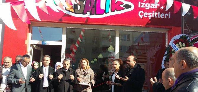 Talas'ta Kalabalık Balık Restaurant açıldı