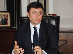 Kayseri AK Parti İl Başkanı Ömer Dengiz'in Babası Vefat Etti