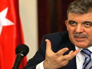 Balbay ve Haberal kararı hakkında Abdullah Gül'den ilk açıklama
