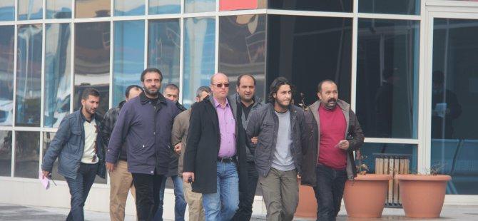 KAYSERİ'DE EL-KAİDE OPERASYONU 9 KİŞİ GÖZALTINA ALINDI