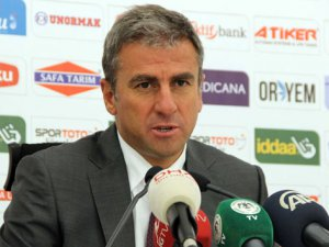 Hamzaoğlu kapattı
