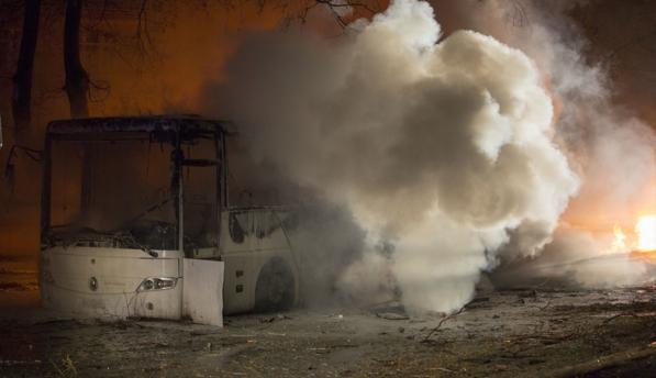 Ankara'da Bombalı Saldırı: 28 Ölü - 61 Yaralı