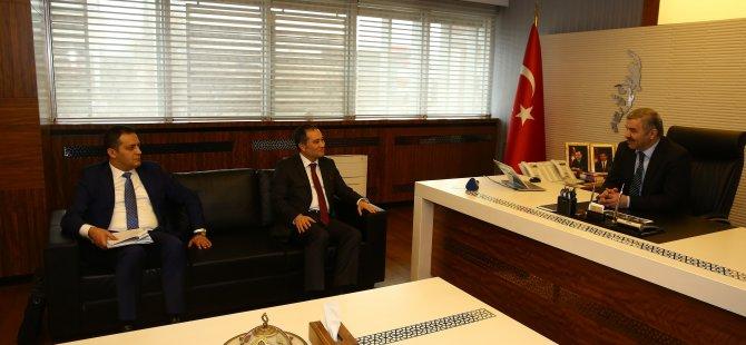 Kayseri'nin Anadolu'da pek çok il için rol model