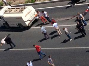 Kayseri'de Ölümlü Kazalar Mahalleliyi İsyan Ettirdi