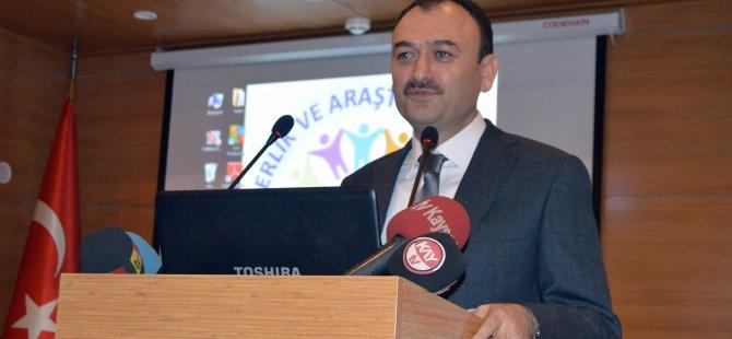 Kayseri'de okul yönetimi açığa alındı