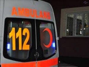 KAYSERİ 112 AMBULANS HASTA TAŞIMA