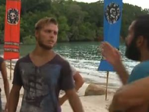 Survivor'da gergin dakikalar