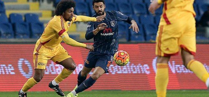 Medipol Başakşehir: 1 - Kayserispor: 0