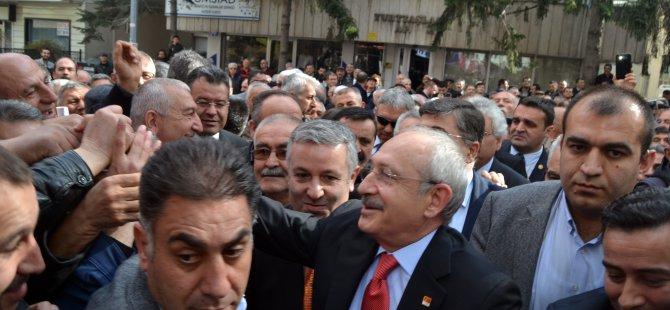 Kılıçdaroğlu Kayseriye her gelişimde şunu soruyorum neden oylarımız burda düşük