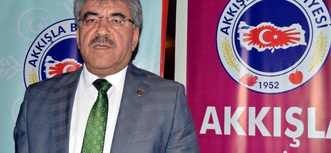 Başkan Ergül mera yasası bir an önce değişmeli