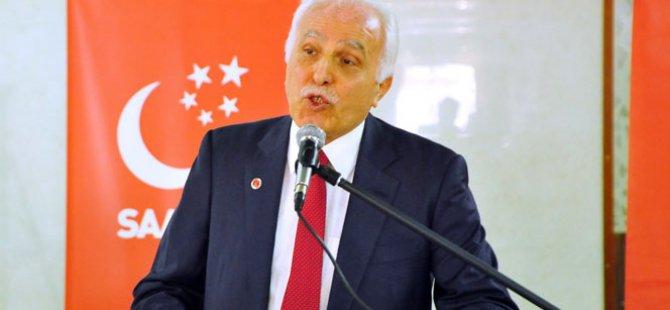 Mustafa Kamalak Biz başkanlık sistemine karşı değiliz