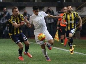 Akhisar Belediyespor 0 Fenerbahçe 3