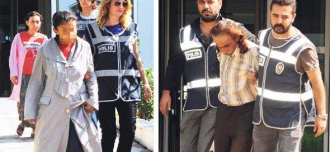 Baba tecavüz etti annesi göz yumdu Konya'da yakalandı