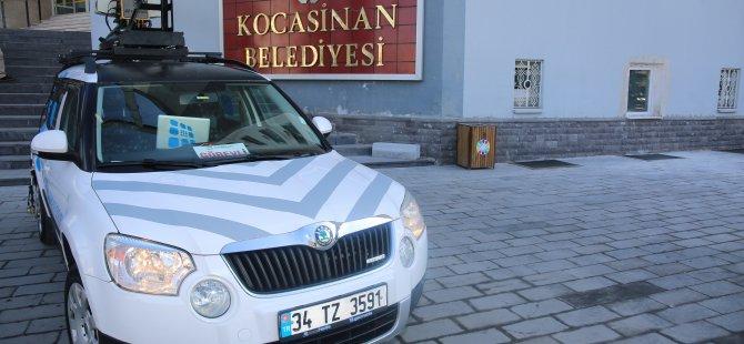KOCASİNAN'DA BÜTÜN CADDE VE SOKAKLAR: