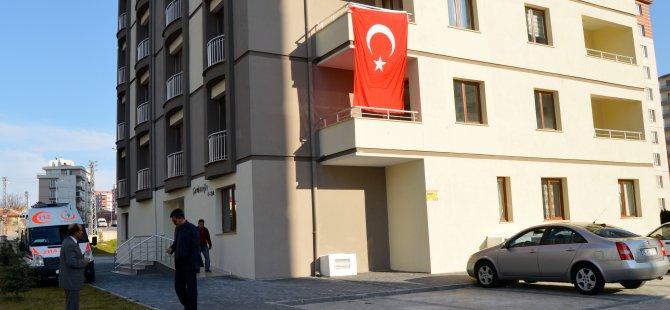 Şehit Tufaner'in Kayseri'de bulunan evinde hüzün hakim
