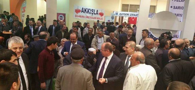 KAYSERİ ŞEKER TARIM FUARINA DAMGASINI VURDU