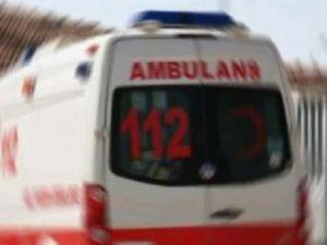 Otobüs Kazası: 1 Ölü 44 Yaralı