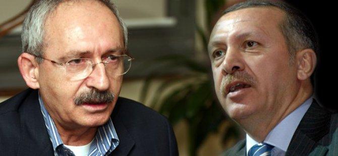Kılıçdaroğlu bile Erdoğan'ın dediğine geldi